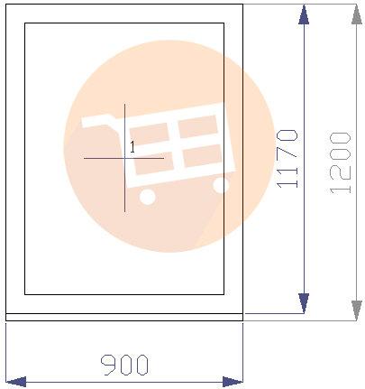Balts - Neverams - Nr.2 900x1200